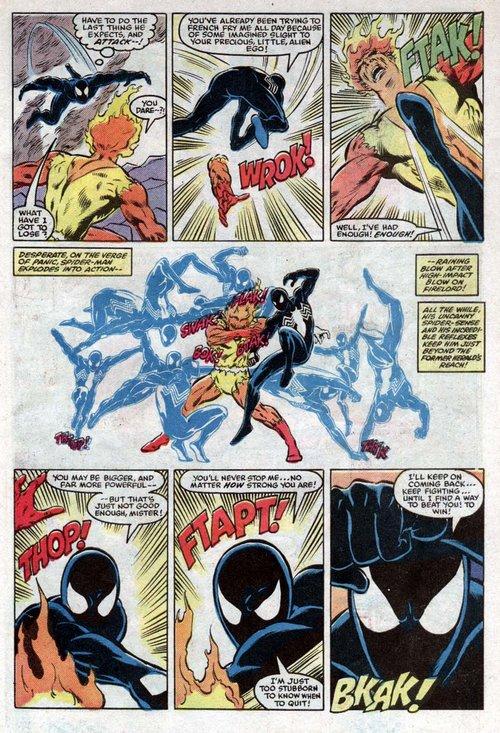 spider man vs firelord copper age comic books cgc comic book