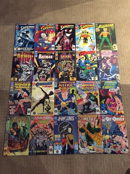 Comprehensive List of DC Universe Logo UPC Variants - Page 22