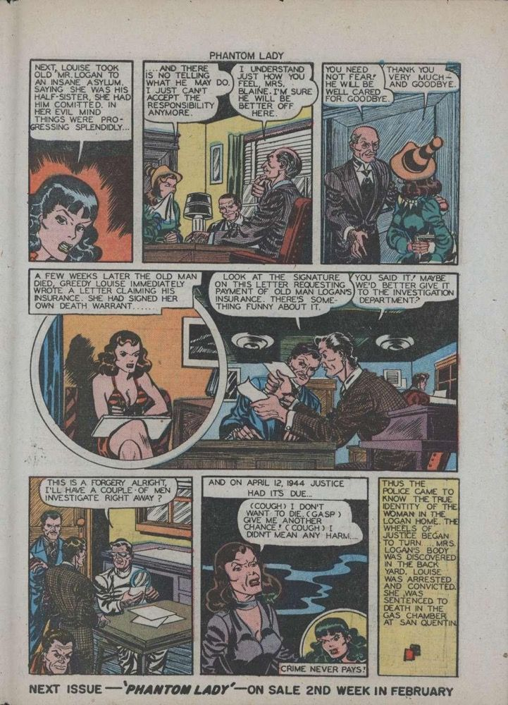 THE GOLD READING ROOM - Page 144 - Golden Age Comic Books