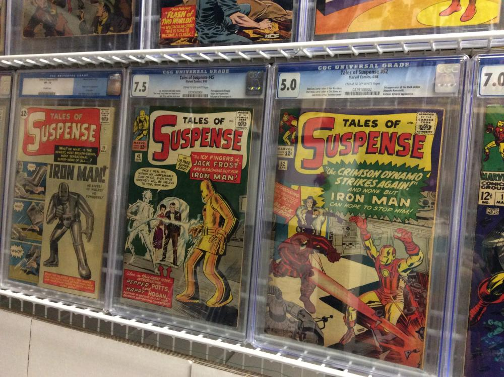 displaying cgc books in my comic room n2wdw 39 s comic book room cgc comic book collectors chat. Black Bedroom Furniture Sets. Home Design Ideas