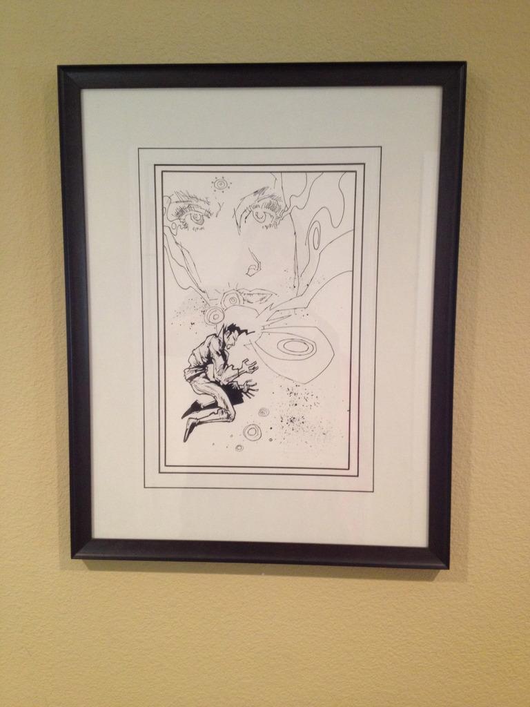 Ted McKeever - Original Comic Art - CGC Comic Book Collectors Chat