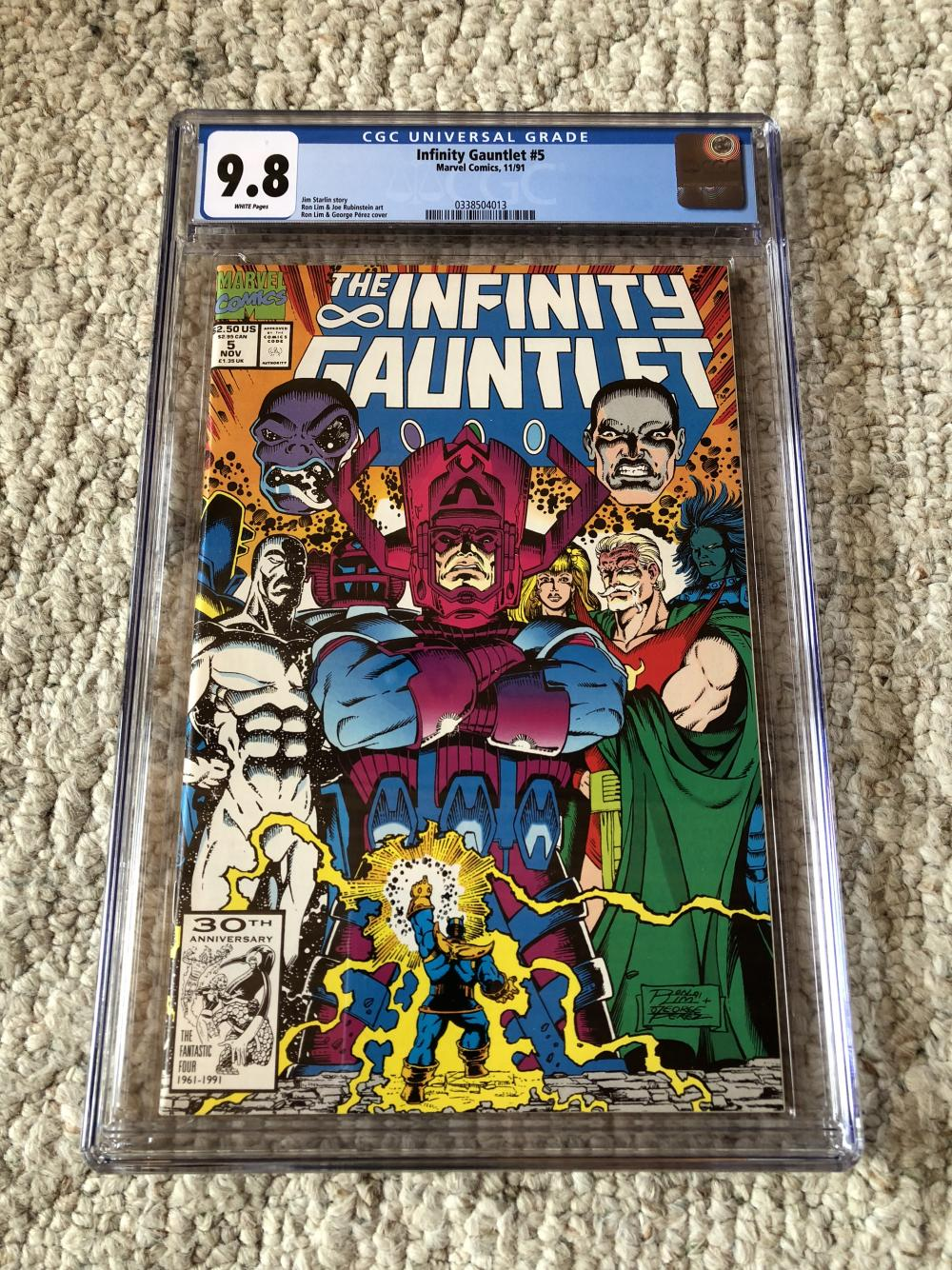 CLOSED] Infinity Gauntlet 5 and 6, X-23, Deadpool