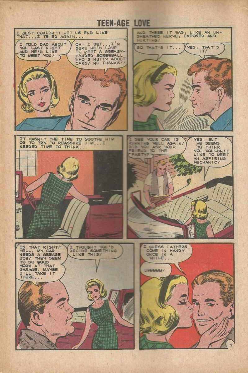 Doctor Tom Brent and His Flying Nurses - Silver Age Comic