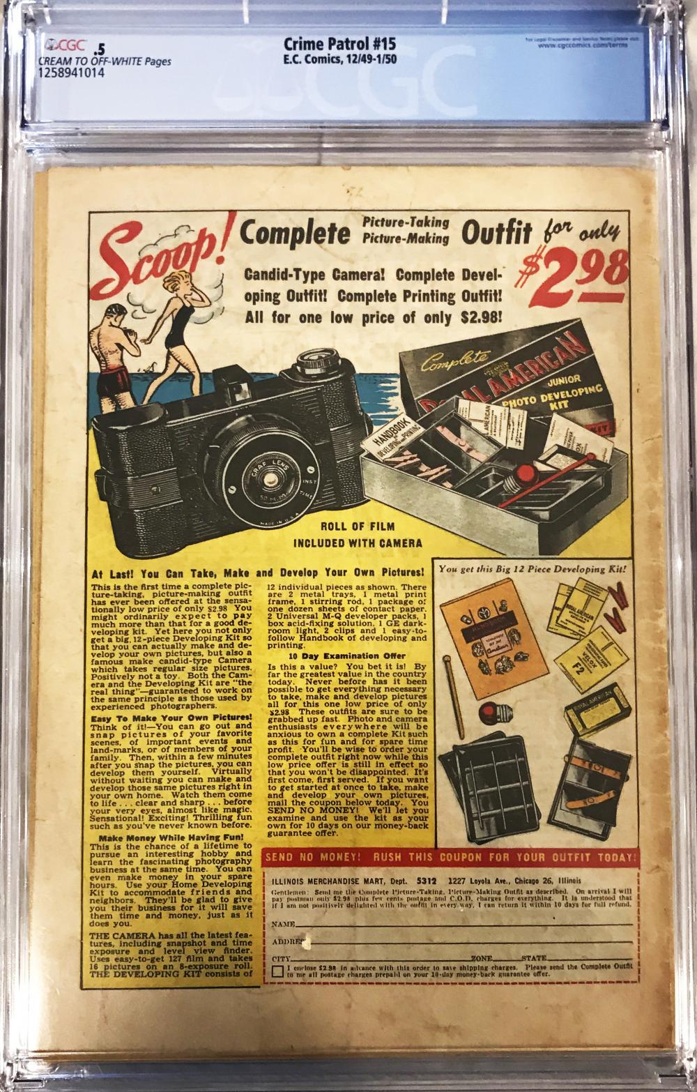 A Gaggle of Stuff!!! GA, PRE-CODE and SA  - Page 5 - Golden