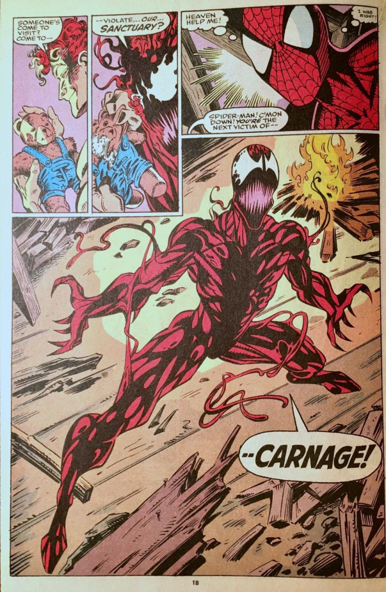Amazing Spiderman 361a First Printing, First Appearance of Carnage.jpg