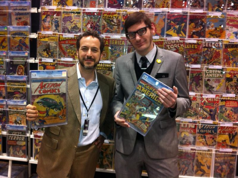 Brandon & Vince ComicConvention.JPG