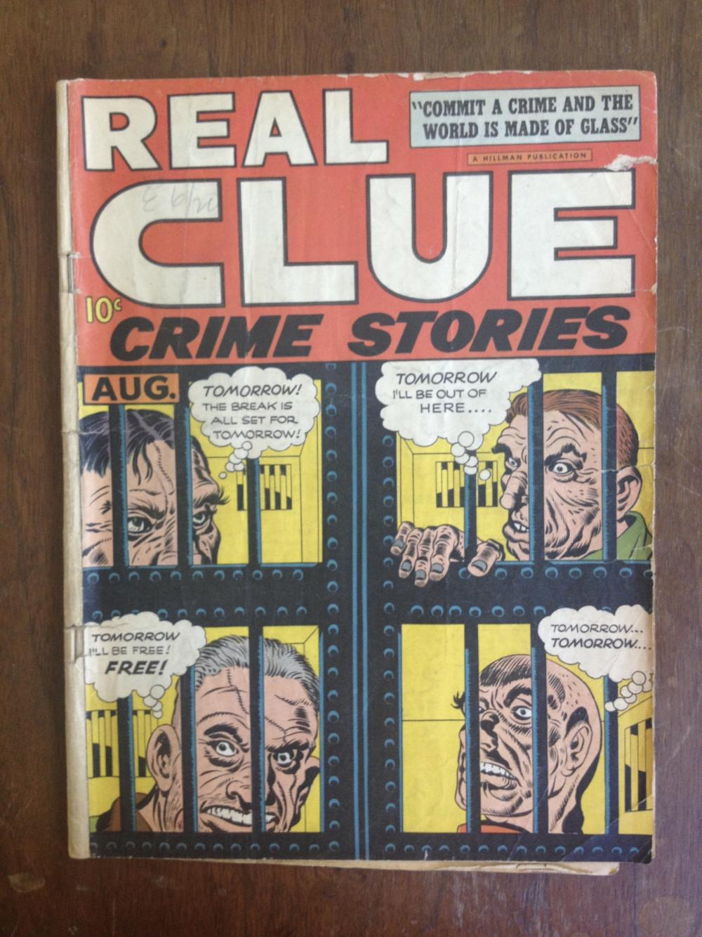 Post your most disturbing Crime or PCH cover - Page 5 - Golden Age