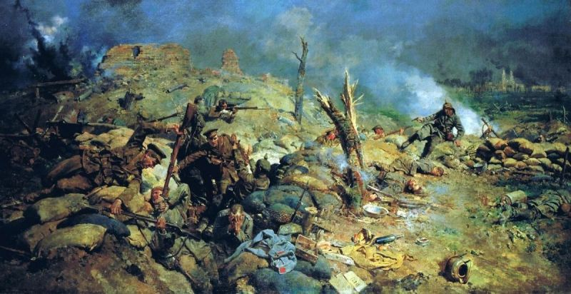 02 Scene from the Battle of Neuve Chapelle.jpg
