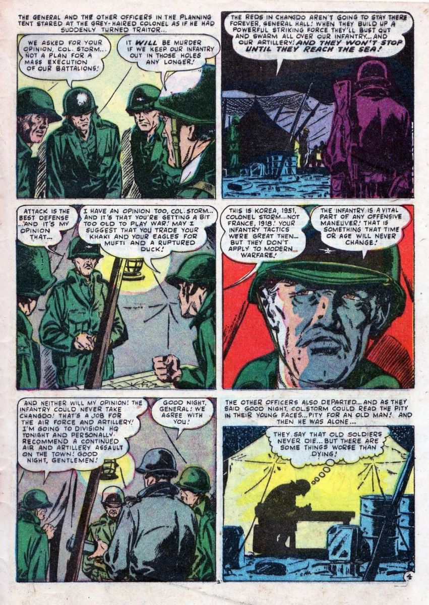 Atlas, More Marvel Military Magazines! - Creaturefan95's