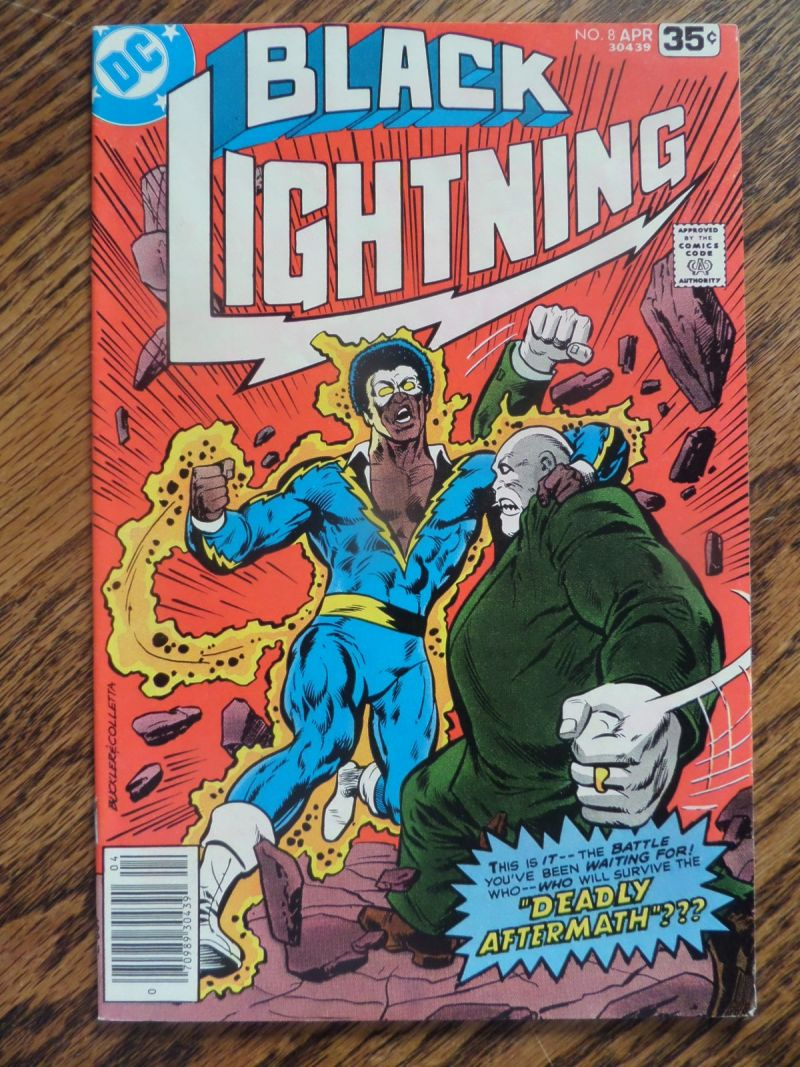 Batman Black Lightning Sandman 069.JPG