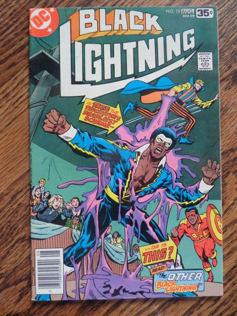 Batman Black Lightning Sandman 071.JPG