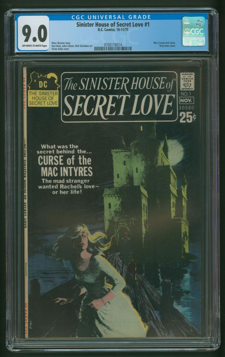 1971-10 The Sinister House of Secret Love 1.jpg