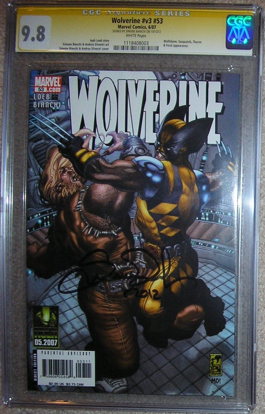 0ddfb56c0f1 CLOSED -- Yellow label madness! Overflowing with X-Men & Wolverine ...