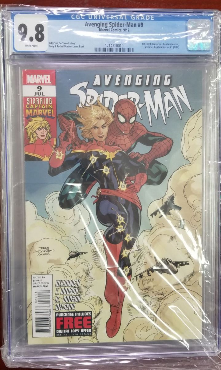 Avenging Spiderman 9 cgc 9.8.jpg