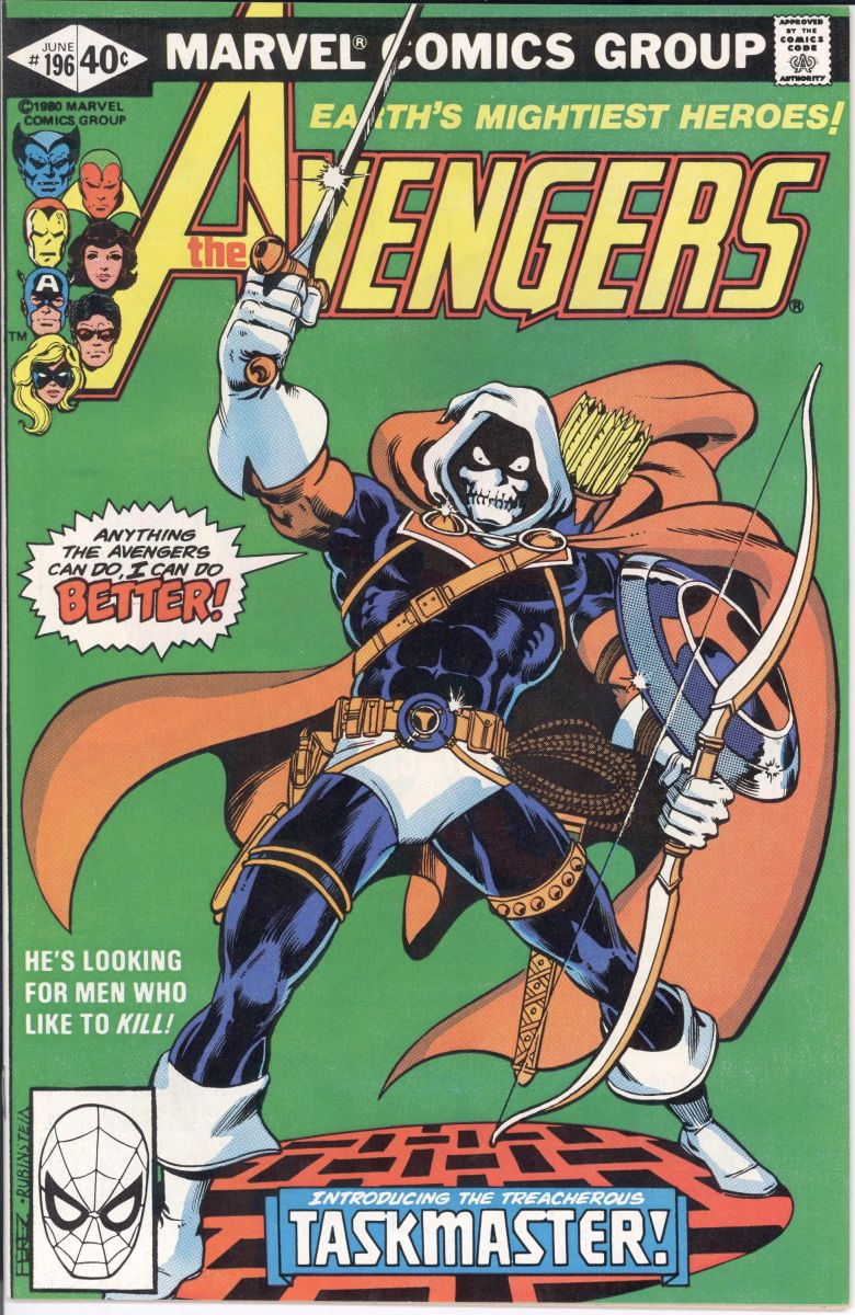The Avengers 169 Raw Front.jpg