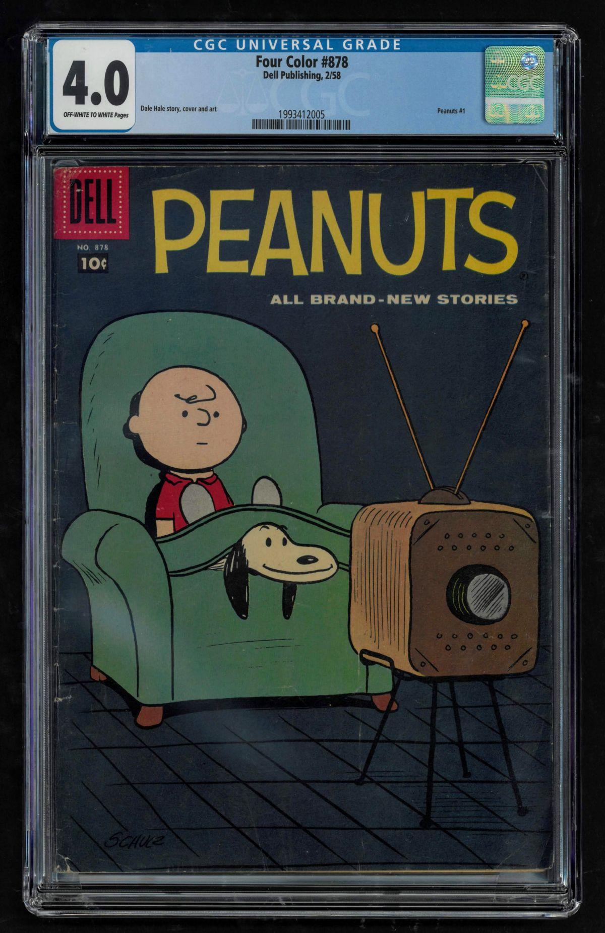 e9cff3b3c05899 Good Grief! Peanuts File Copies