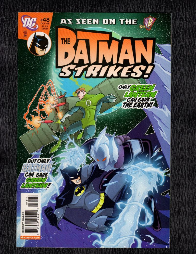 $3- Batman Strikes #48.jpg