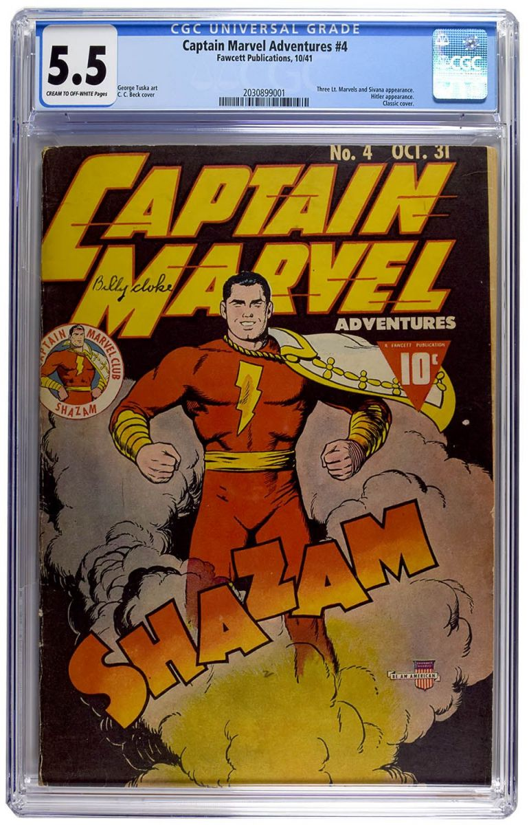 Captain Marvel Adventures 4 CGC 5.5.jpg
