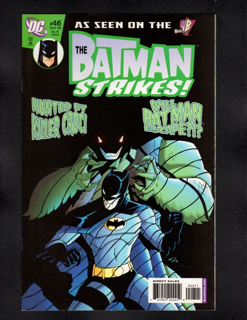 $3- Batman Strikes #46.jpg