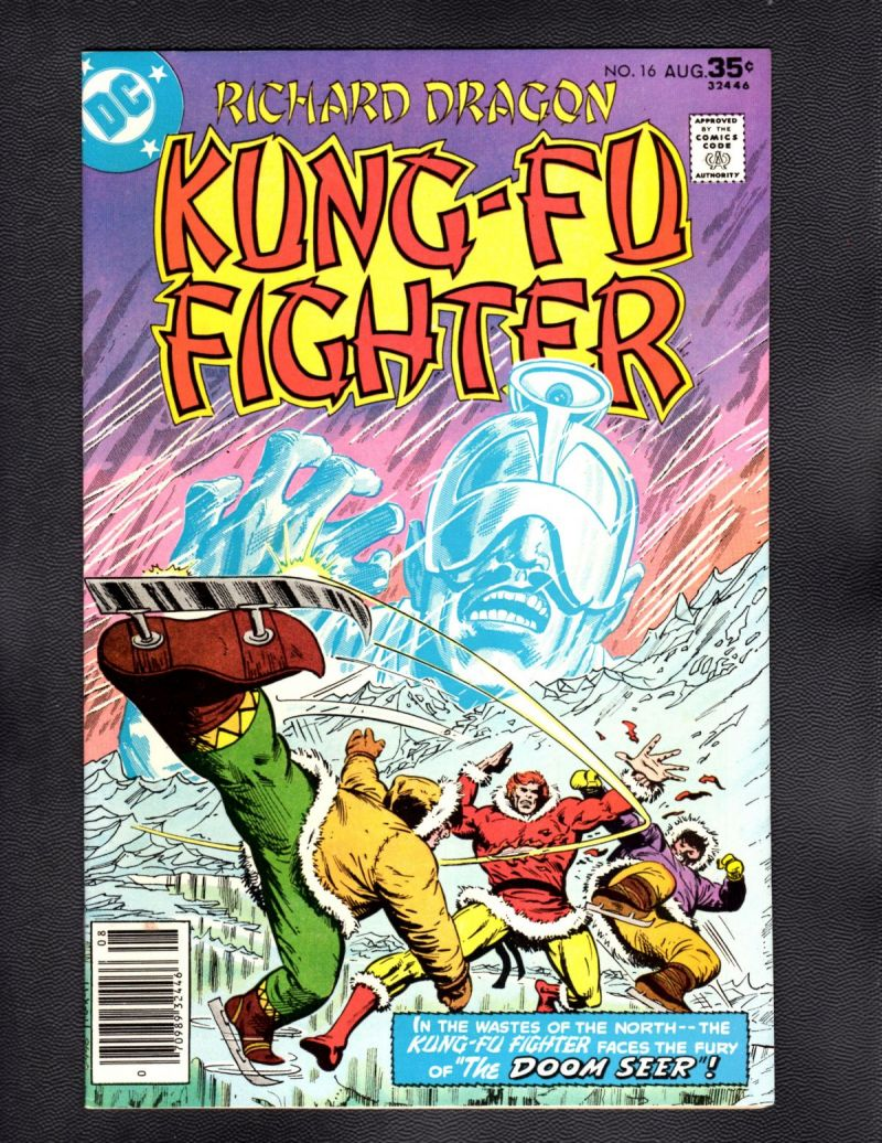 $3- Richard Dragon, Kung Fu Fighter #16.jpg