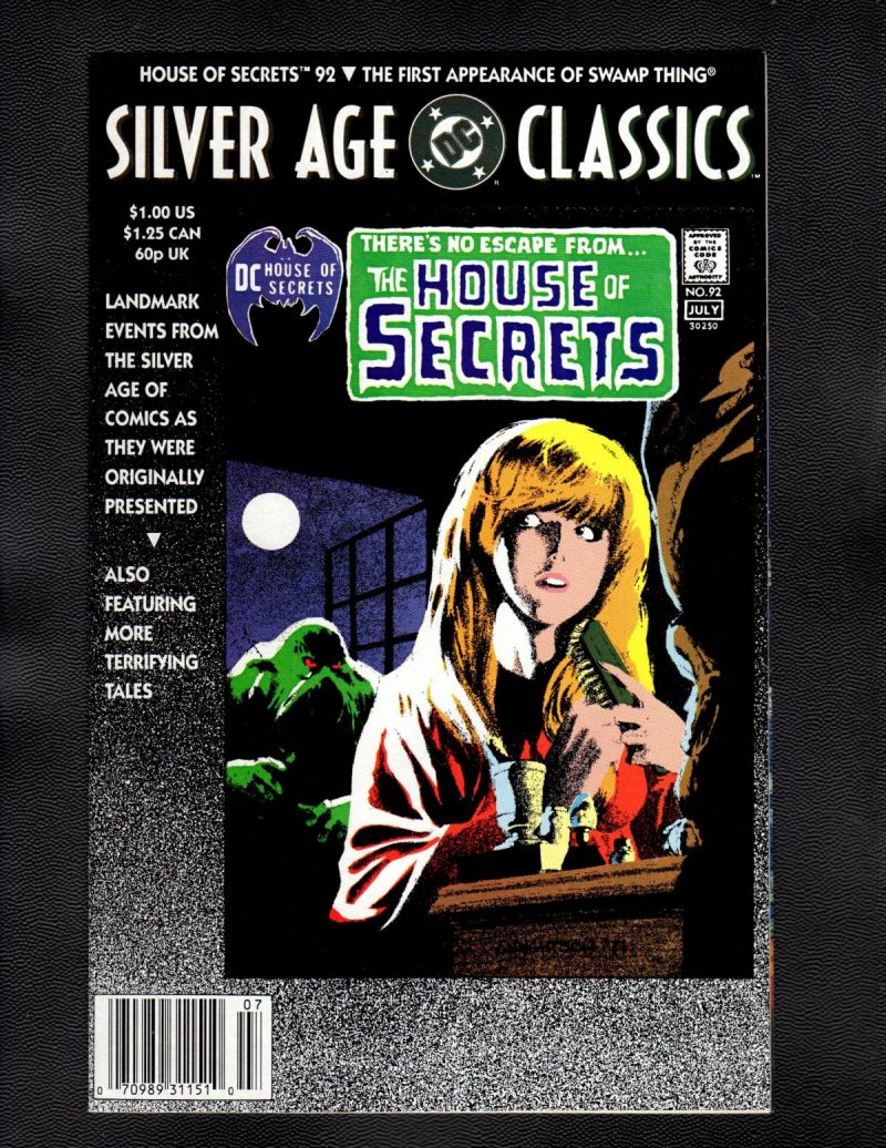 $3- Silver Age Classics House of Secrets #92.jpg