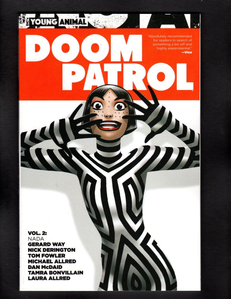 TPB- Doom Patrol Vol 2.jpg