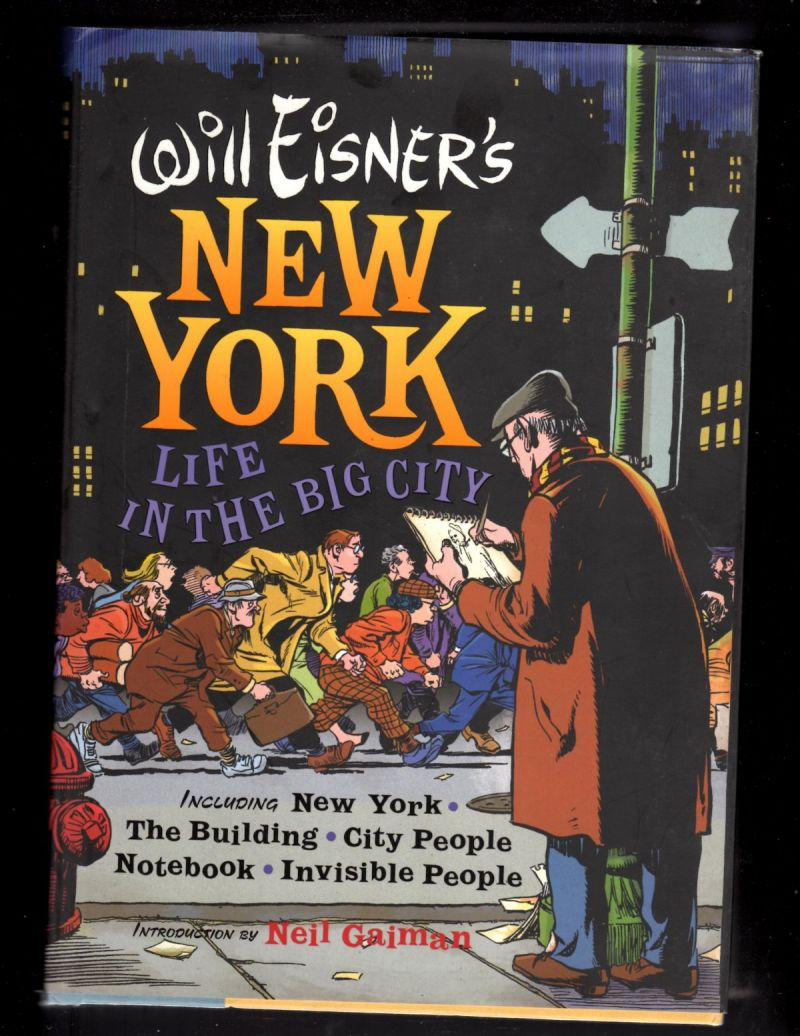 HC- Will Eisner's New York.jpg