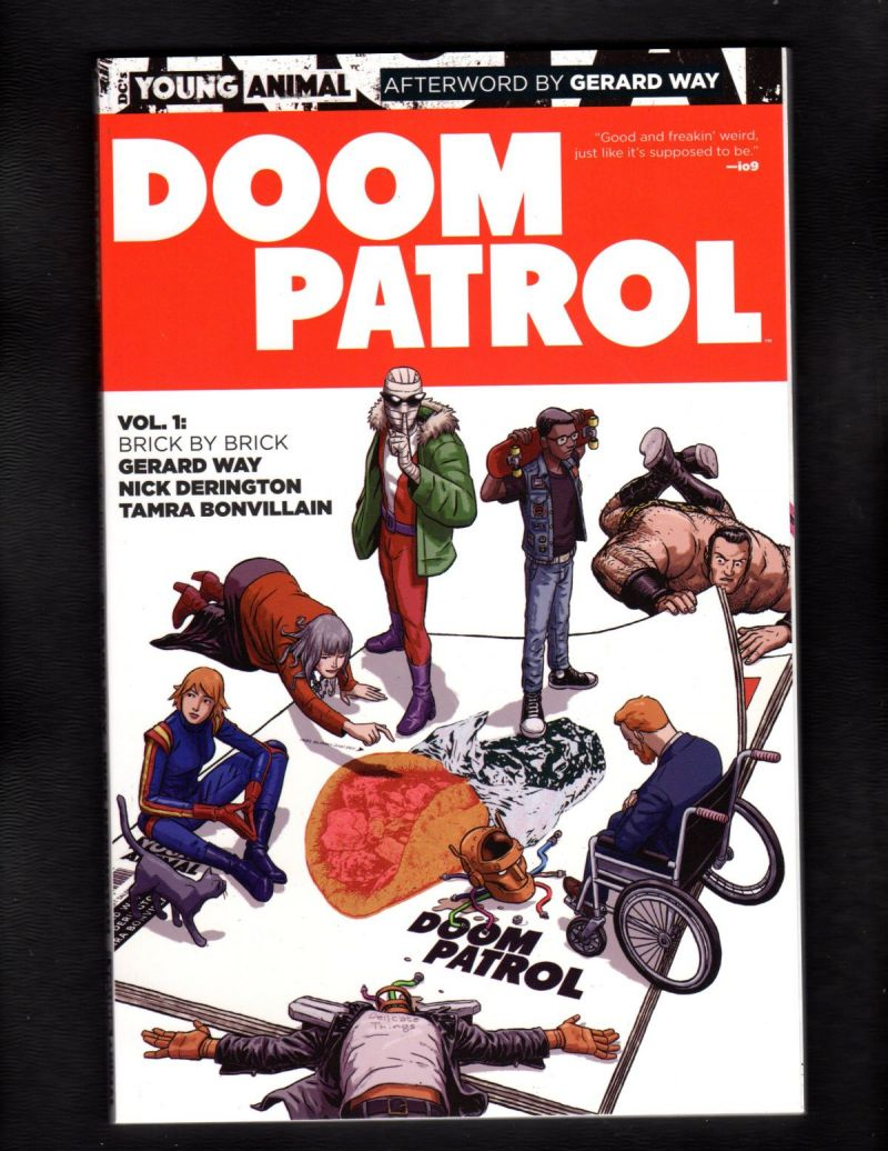 TPB- Doom Patrol Vol 1.jpg