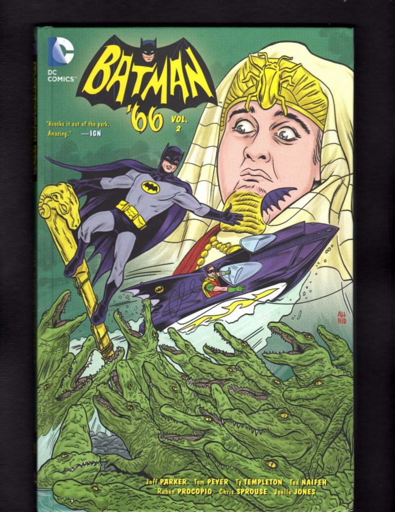 HC- Batman '66 Vol 2.jpg