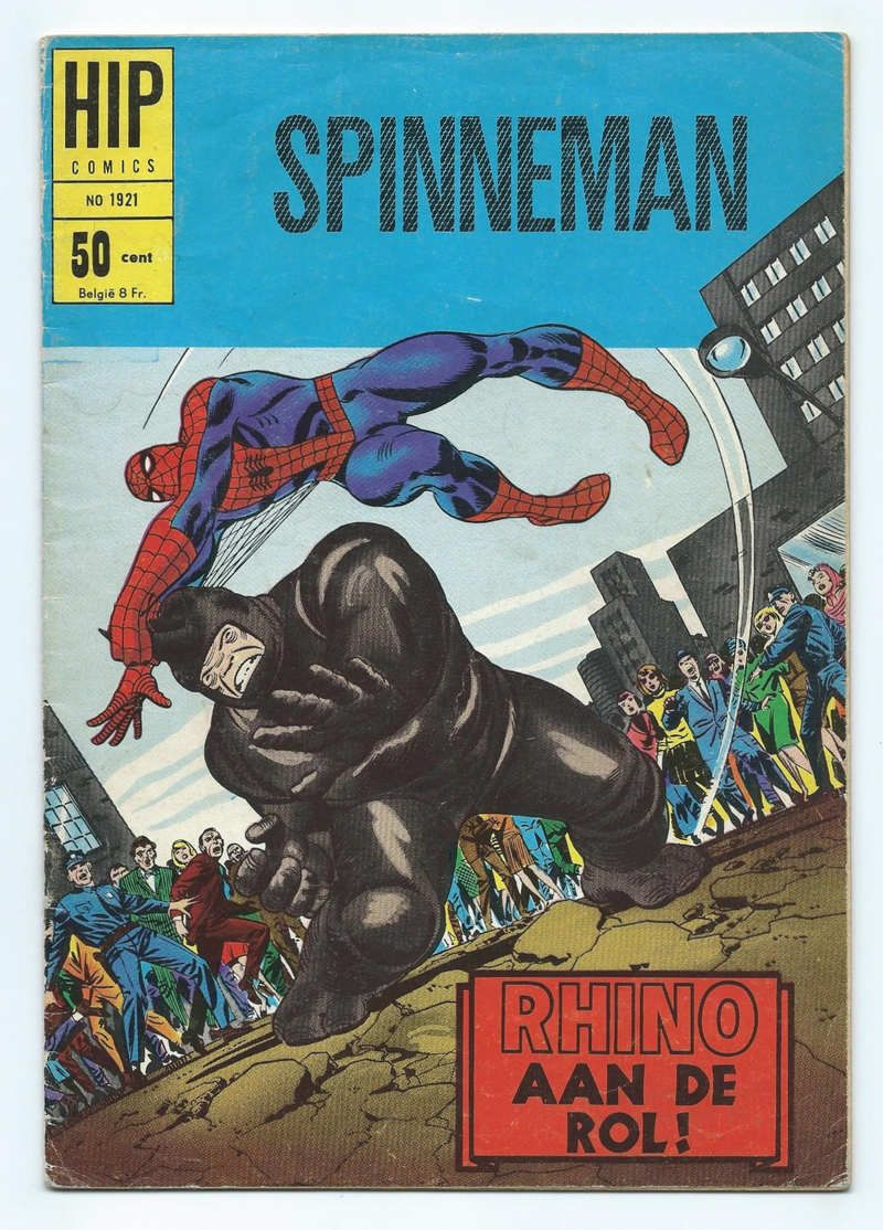 amazing spider-man 43 dutch front.jpg