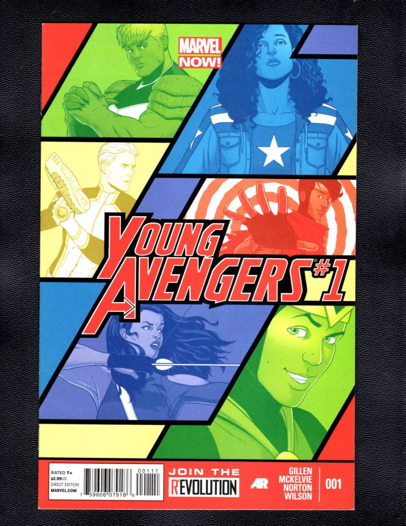 $3- Young Avengers Vol 2 #1.jpg