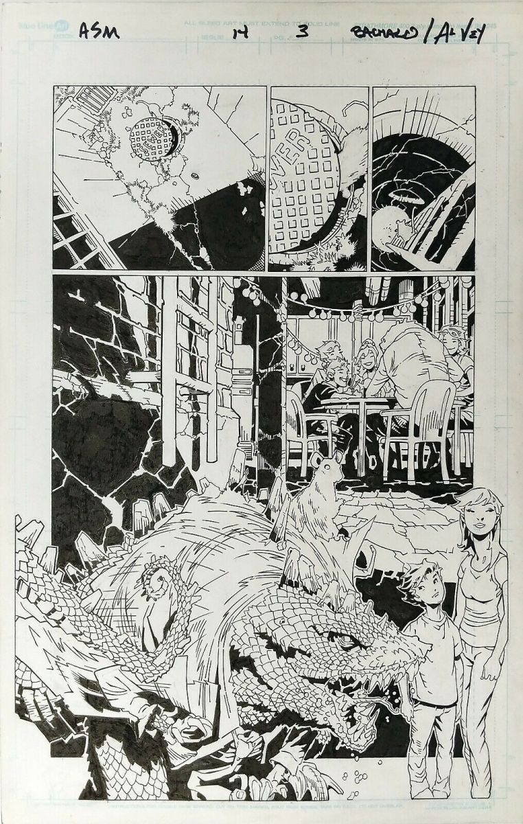 Amazing Spider-Man #14 pg #3, by Chris Bachalo & Al Vey 2019.jpg