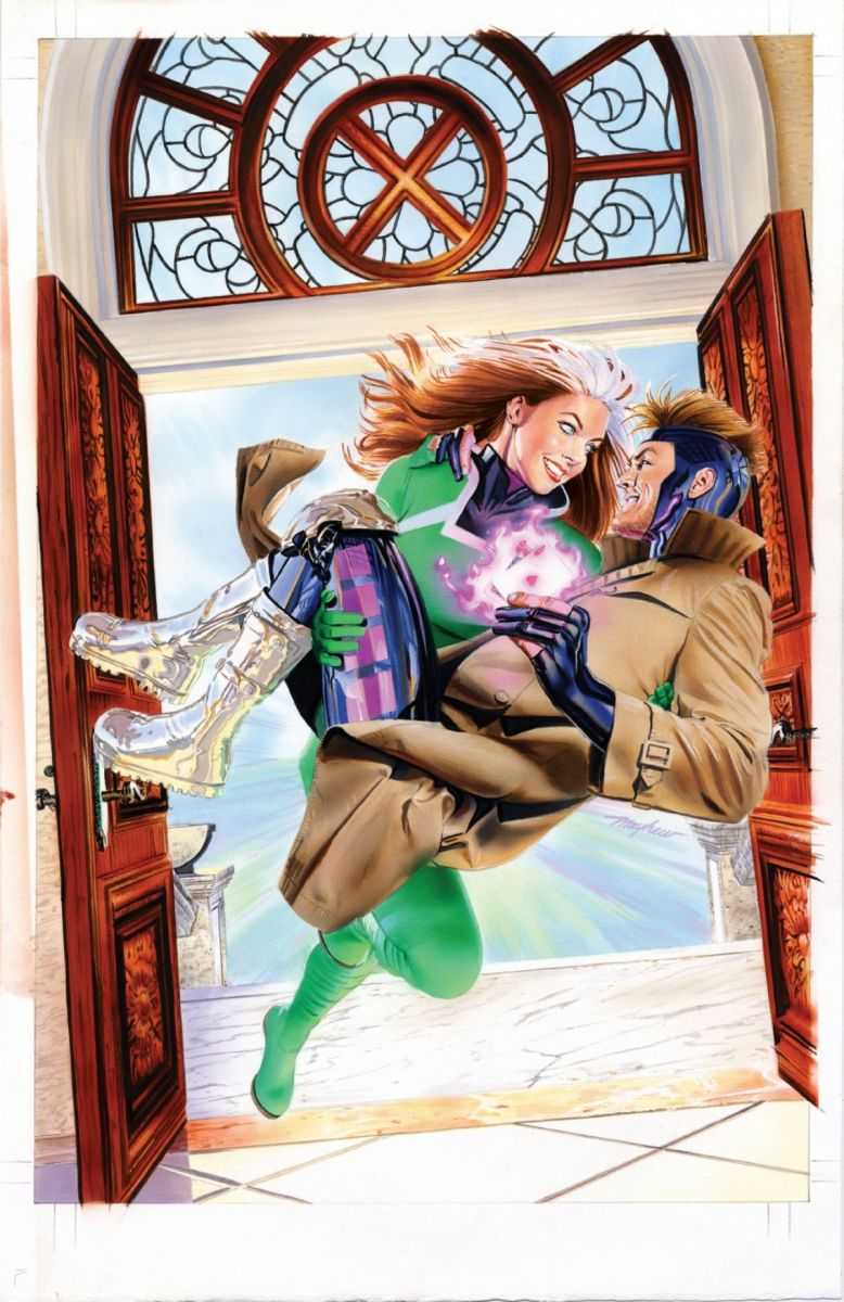 Mr and Mrs X #1 Cover Mike Mayhew.jpg