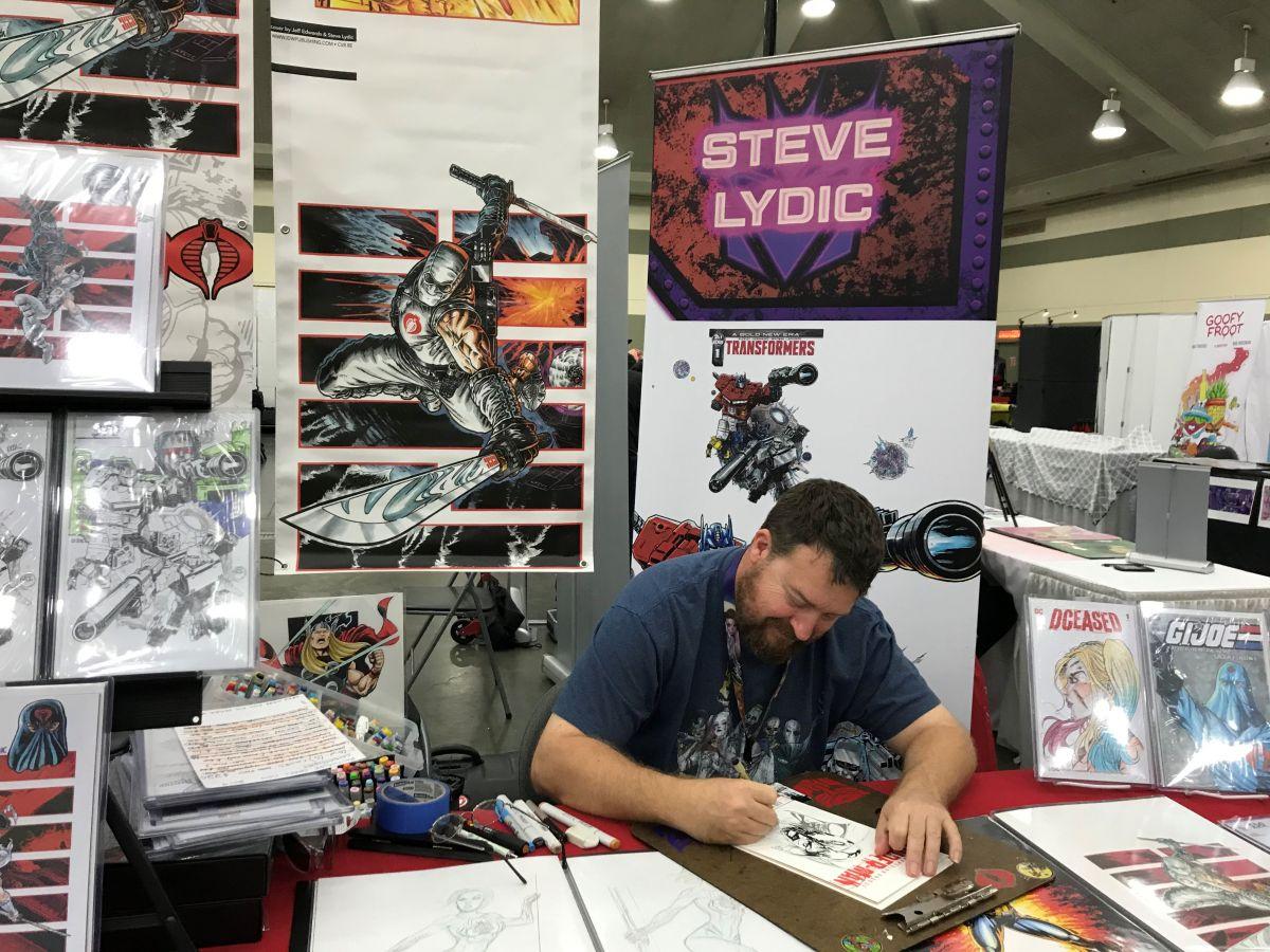 Baltimore Comic Con Photo Report(s)