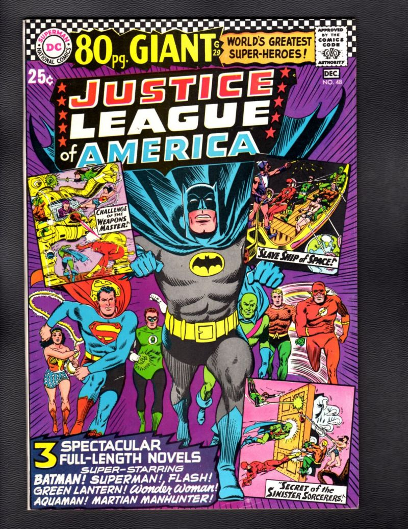 S- Justice League of America #48.jpg