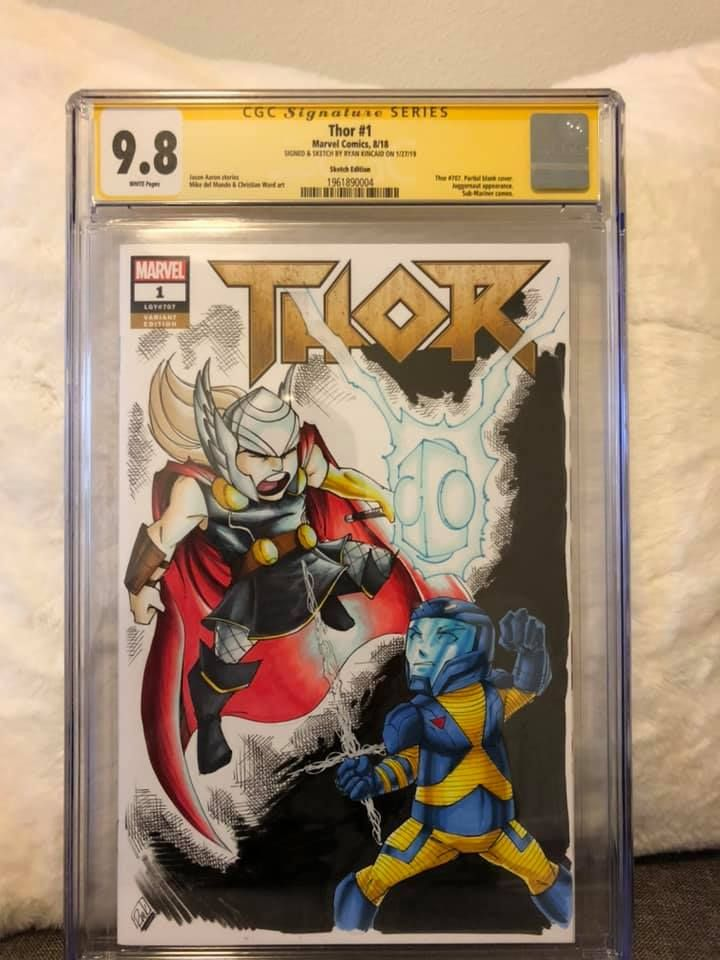 Thor vol 5 #1 (Signed and sketched by Ryan Kincaid).jpg