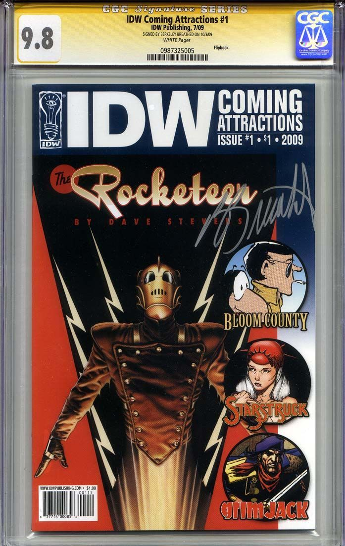 IDW Coming Attractions #1 CGC 9.8 SS Berkley Breathed .jpg