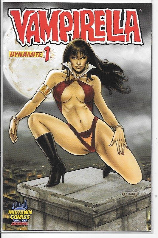 DF Vampirella 1 NM+   MIDTOWN  $7.jpeg
