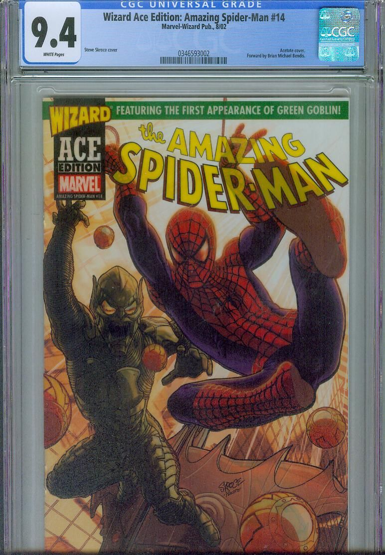 wizard ace edition amazing spider-man #14 cgc 9.4 l.jpg