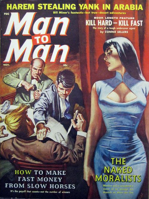 Man to Man Nov 1961.JPG