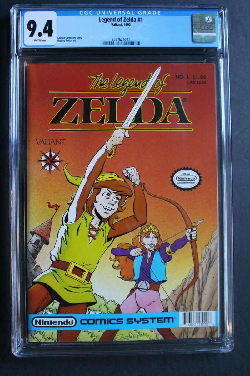 Zelda 1990 1 - different CGC Label.jpg