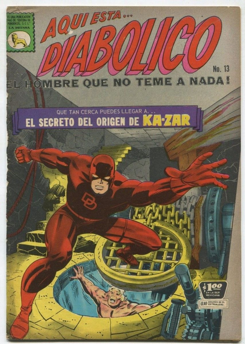 Daredevil 13 Mexican Edition raw front.jpg