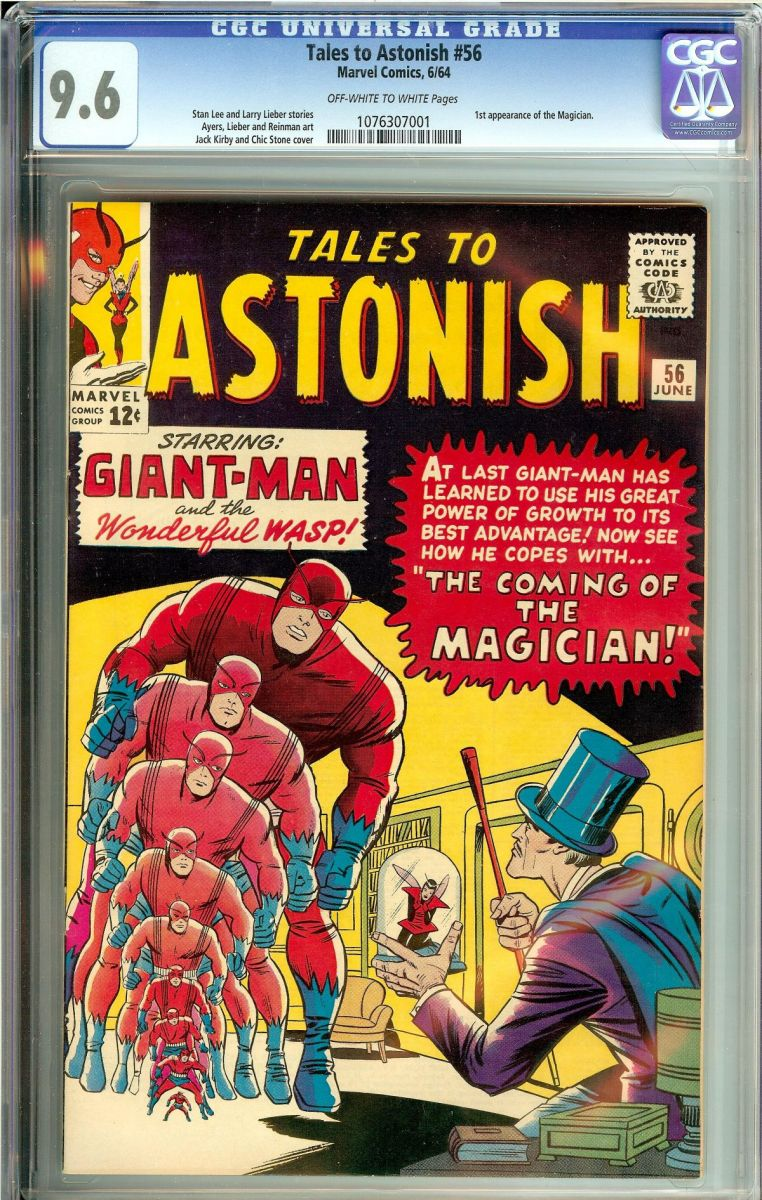 Tales to Astonish 56 9.6 ow-w front.jpg