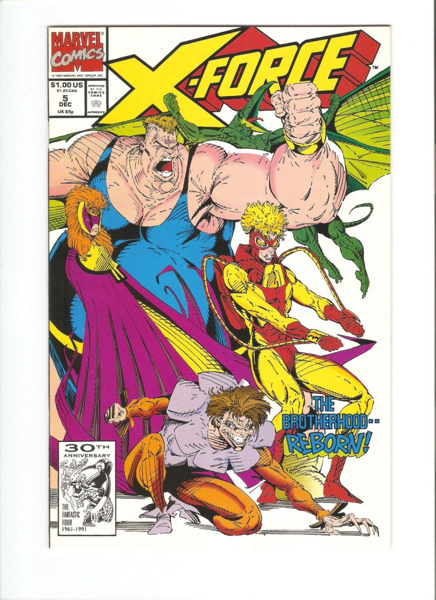 X-Force #5 NM-.jpeg