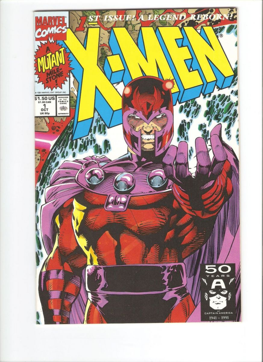X-Men #1 1991 NM.jpeg