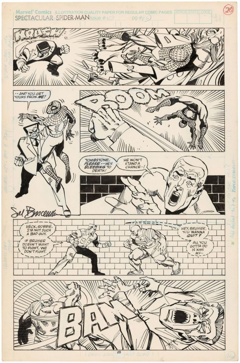 Spectacular Spider-Man #153 pg 20 by Sal Buscema 1989.jpg