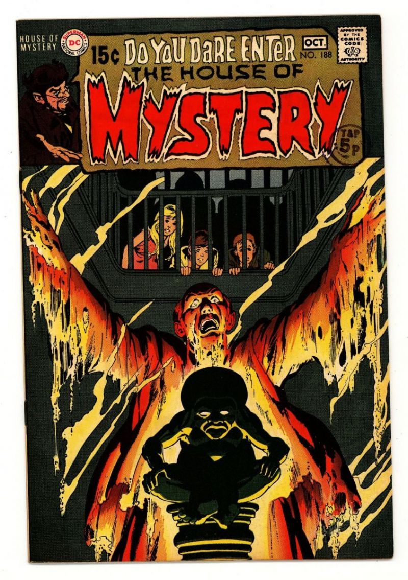 House of Mystery 188 VFNM ArexC.jpg