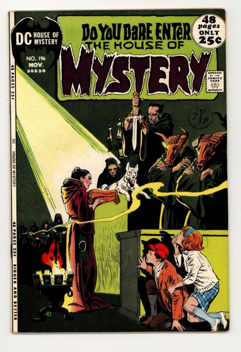 House of Mystery 196 VFNMArexC.jpg