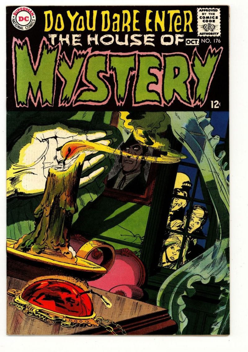 House of Mystery 176 VF+ ArexC.jpg